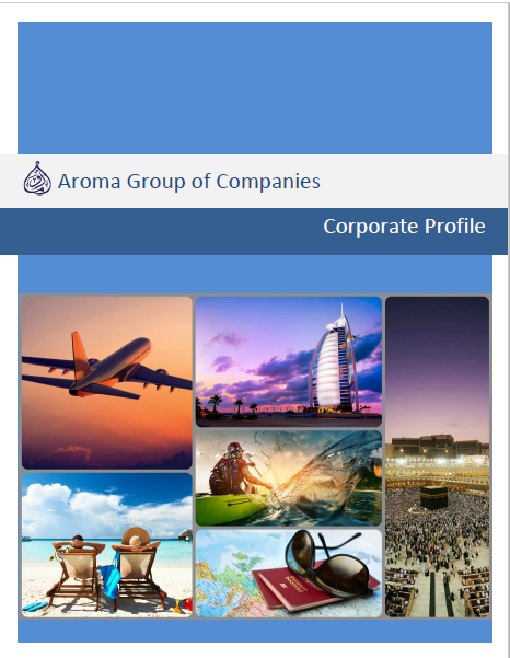 Corporate Profile - Aroma Group